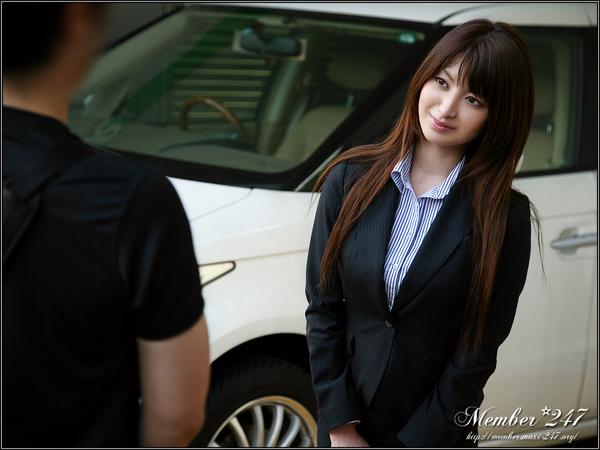 請問 有人知道這位東京熱女優嗎