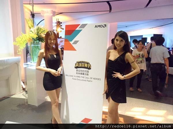 精彩熱鬧有趣AMD-THE CALL OF HEROES 英雄召集令粉絲專屬活動與會心得