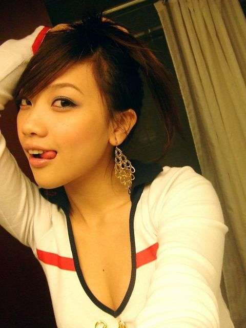 Hot asian women tongue out opinion