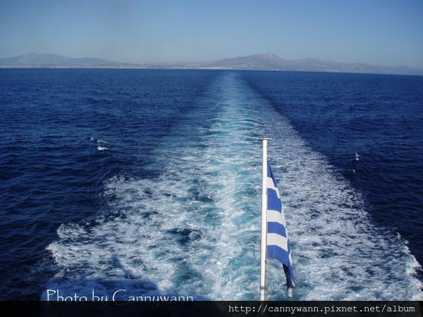 旅行到希臘