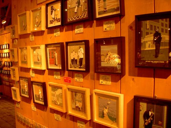 音樂盒博物館堂