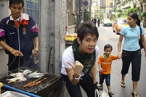 泰國王子最愛曼谷街邊小食特集~第一章~