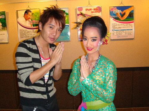 (台北)2009泰國週~泰國傳統藝術表演~觀後感