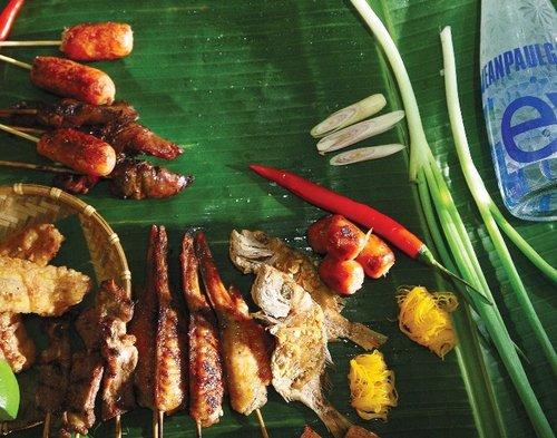 (台北)五星級泰國街邊小吃~期間限定就在喜來登!!!