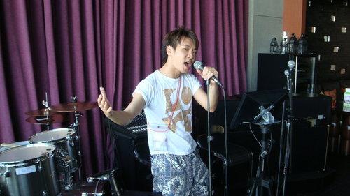 (泰國王子的showtime)Jung wa hua jai 心跳的節奏...Bie the star  2009/04/14