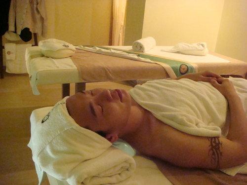 (曼谷)LAVAZA禪  ---前身為MOS...曼谷最大型日泰混血SPA