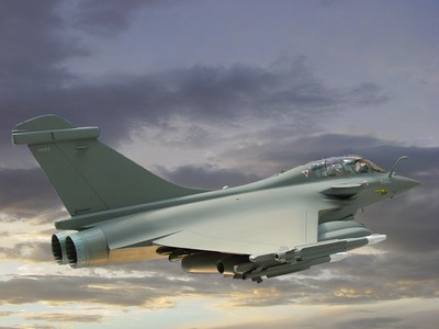 Dassault Rafale fighter 飆風戰鬥機