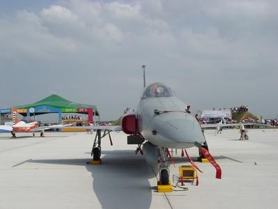 F-5E/F 老虎二型戰鬥機 Tiger 2