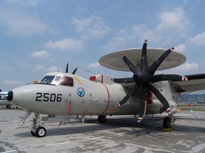 E-2K 鷹眼2000E早期空中預警機
