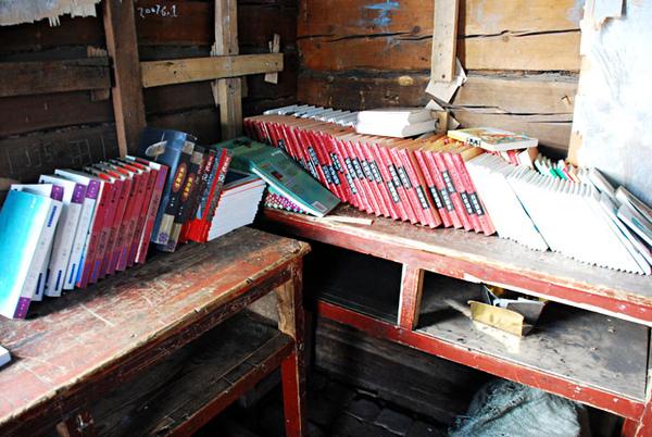 學校圖書室現況