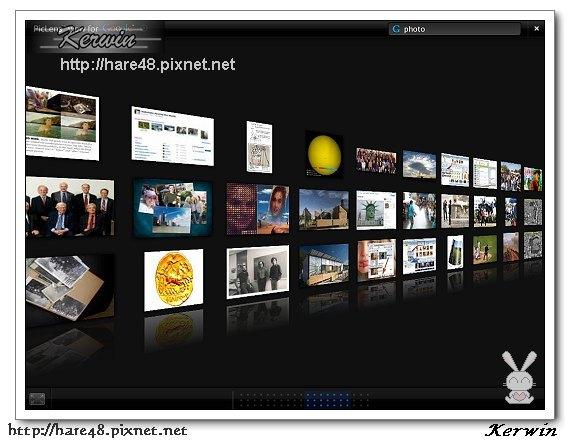 [電腦] PicLens 免費又炫麗的IE外掛 Slideshow Plugin