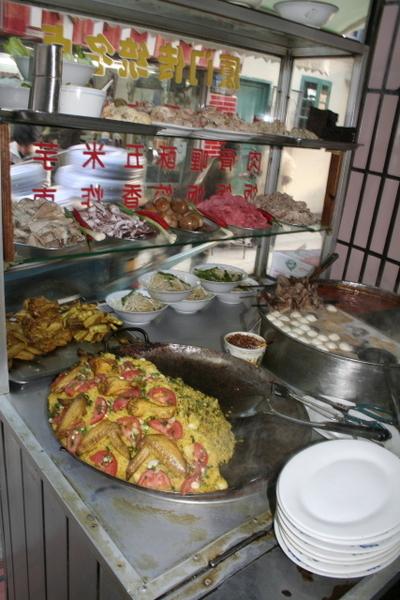 百香小吃店