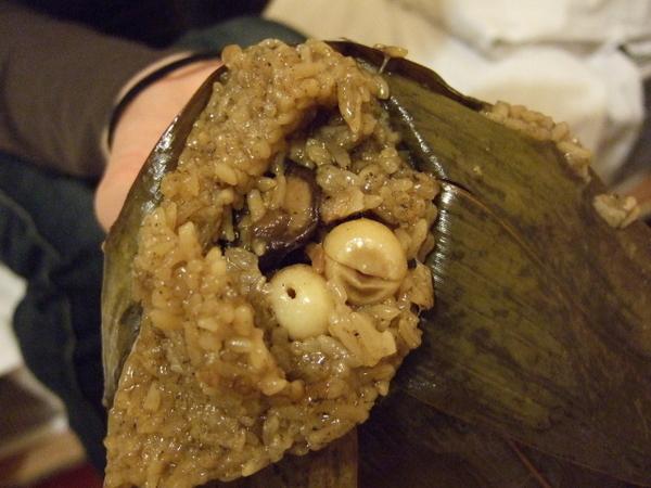 百香小吃店-肉粽