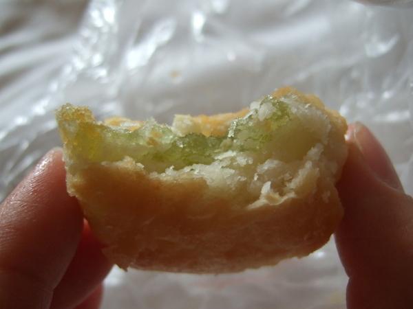 哈蜜瓜餡餅