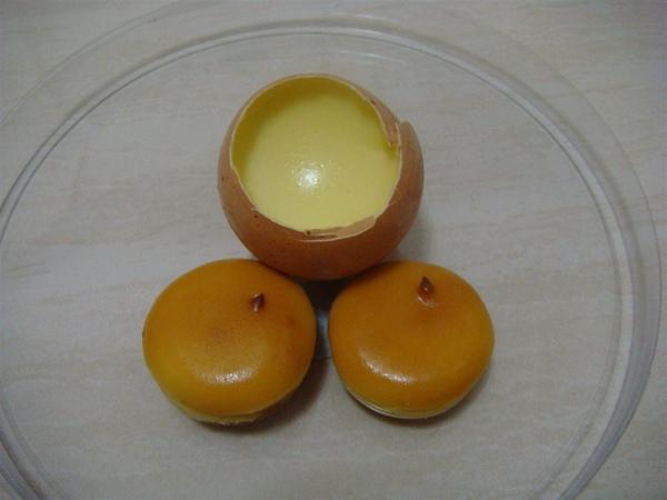 日式雞蛋布丁&黃金乳酪球