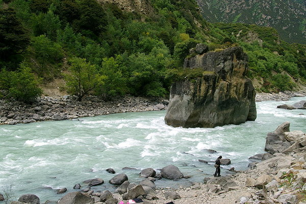 第二部份   西藏前藏