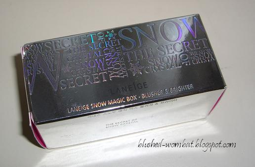 Laneige snow magic blusher (2).JPG